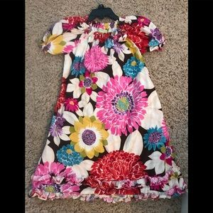 Other - Floral little girls dress. Size 6.